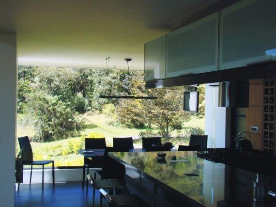 Casa La Petra. Cocina y comedor