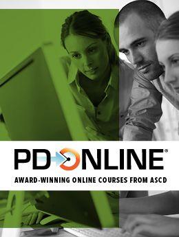 ASCD PD Online - Online Courses for Teachers