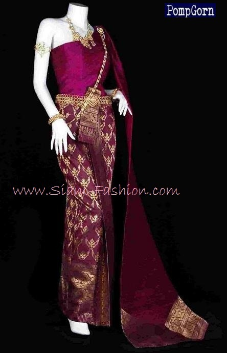 Thai Traditional Dress for Sale