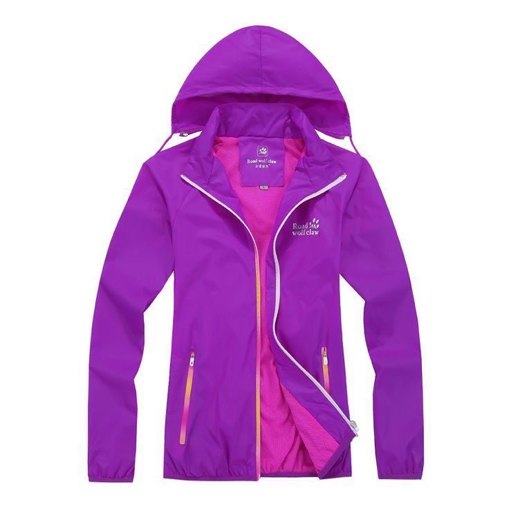 Весна осень женская с капюшоном базовая куртка женщин мода тонкий ветровка молния спортивные куртки # 151298 Вт
