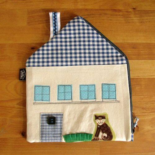 Domeček - taštička na poklady