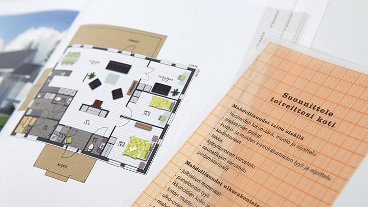 Design-Talo – Print Campaign: Make your own design