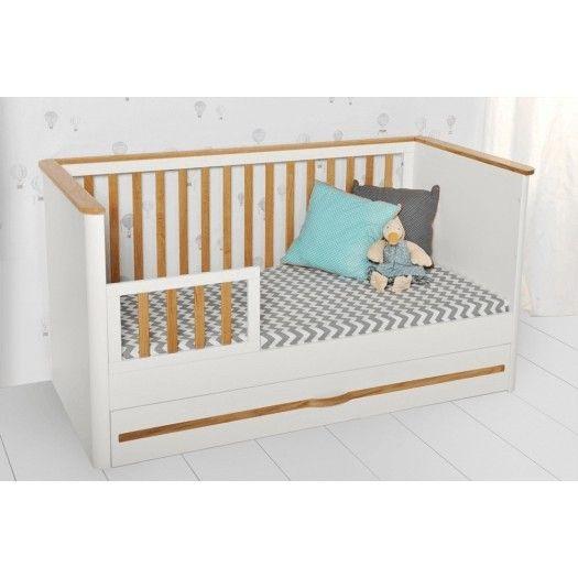 Ruban łóżeczko z funkcją tapczanika 70x140