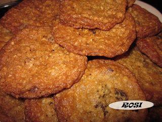 Tra pentole e padelle: Biscotti di farina d'avena Bimby