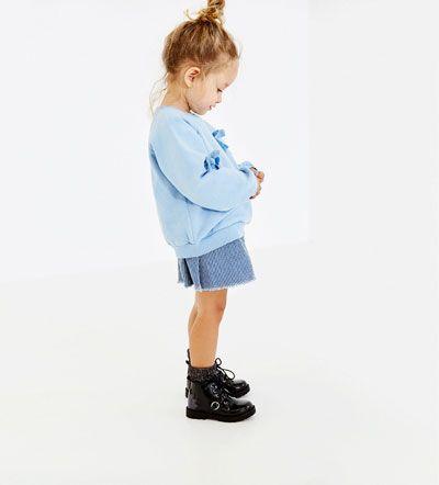 Herfst/winter collectie schoenen voor baby meisjes | ZARA België