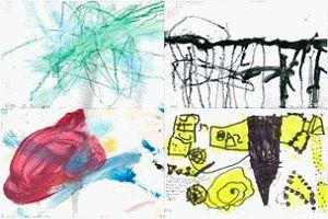 Mijn uitgangspunt bij het werken met kinderen in het atelier is om kinderen zich vrij te laten uiten.  Vanuit een intensief materiaal-onderzoek en het maken van eigen sporen kunnen de kinderen zo op een natuurlijke manier hun eigen beeldtaal ontwikkelen. Mijn rol als volwassene is om ze met eenvoudige maar uitdagende materialen individueel te begeleiden. Hierbij ben ik letterlijk getuige van wat de kinderen bezig houdt. Een belangrijk aspect is dat we kinderen niet 'beleren' op creatief…