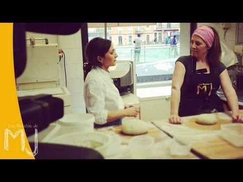 Hoy cocino con... | CHAPATA DE CENTENO Y ACEITE DE OLIVA (PANADERÍA BALUARD) - YouTube