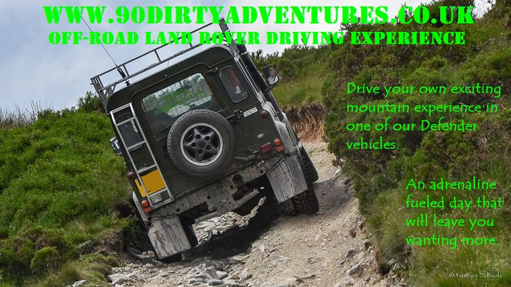 """Trip Advisor review.  """"Green laneing in the Welsh mountains .""""  5 of 5 stars Reviewed 22 May 2016     Well organised bespoke day. Picked up from hotel and spent a whole day driving.  Good value for money. Would definitely recommend. Also had video , well produced."""