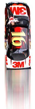 Greg Biffle 3M Ford Wins @ Michigan 06/16/2013