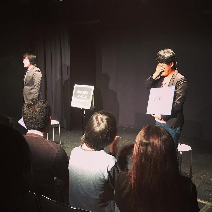 ボケ組VSツッコミ組で大喜利お題に対して面白い回答をした芸人が勝ち抜け  #namara #niigata #新潟 #ngt #ナマラ #お笑い #コメディー #えんとつシアター