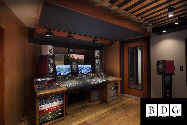 Heavenly Tracks Recording Studio South Lake Tahoe