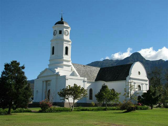 NG Church, George, South-Africa