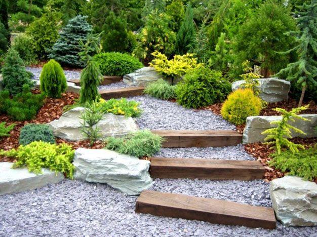 Con estas 10 ideas con piedras para el jardín que os mostramos a continuación podrán sacarle el mejor partido a este material para la decoración y diseño de tu jardín.