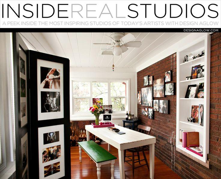 Inside Real Studios Parisi Images Photography Studio DecorPhotography