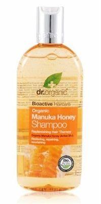SHAMPOO AL MIELE DI MANUKA - Prodotti per i capelli - Shampoo capelli normali/sensibili e lavaggio frequente - Dr. Organic