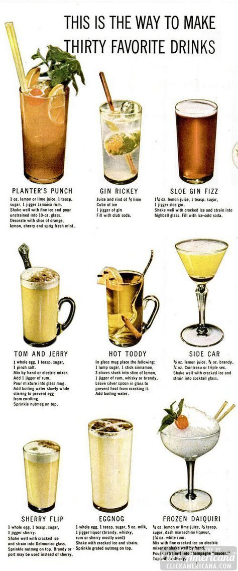 May 27, 1946 -how-to cocktails alcoholic drinks - life (4)