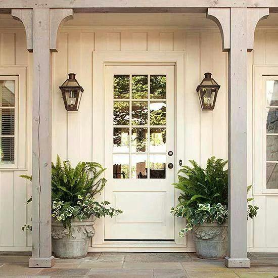 Best 25+ Back doors ideas on Pinterest   Black door runners, Grey ...