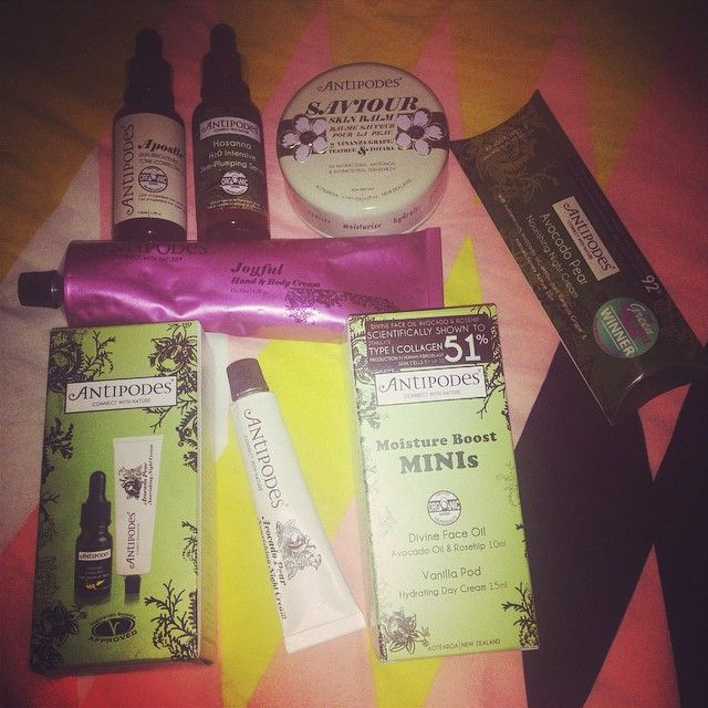 Britt -  Grail of Beauty Products