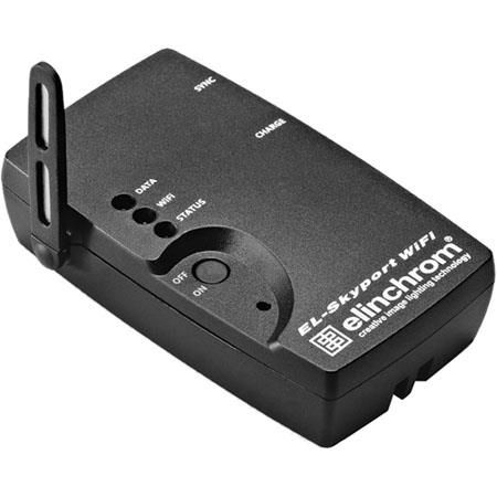 Image of EL-Skyport Wi-Fi Module, Control RX Flash Equipment with iPhone, iPad, iPod Touch