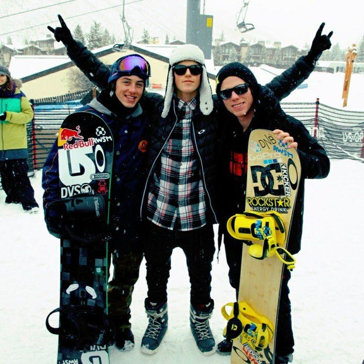 Mark, Stale, and Torstein