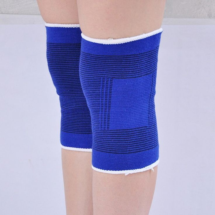 1.32$  Know more - 2 x Elastic Neoprene Sport Safety Knee Brace Pads Volleyball Joints Muscles Support Strap Elbow Guard Protector Injury Sprain   #magazine