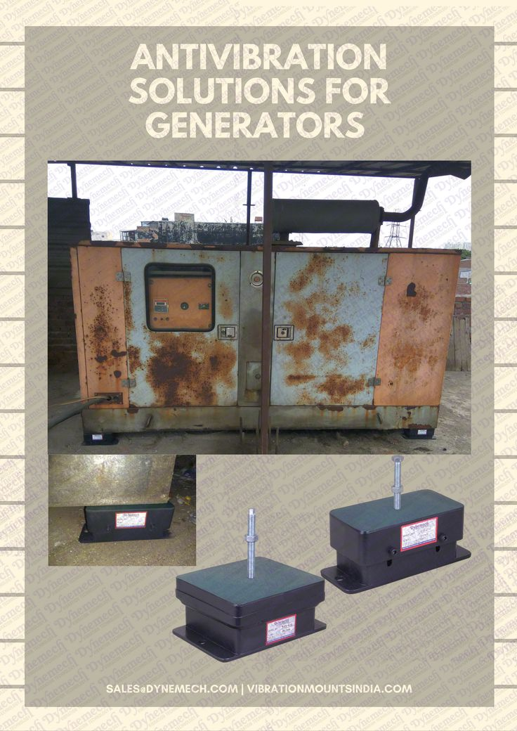 #vibrationabsorption-Elastomeric isolators r inherently good noise barriers also as #viscousdamped spring isolator #vibrationmountsindia.com