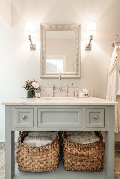 fulham garden flat traditional bathroom london by lisette voute designs i like the vanity esp