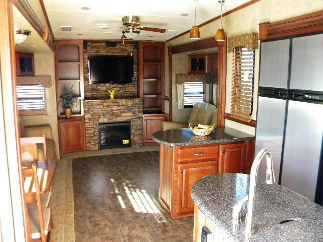 New Dutchmen INFINITY Fifth Wheel Trailer For Sale In Bartow FL DCW