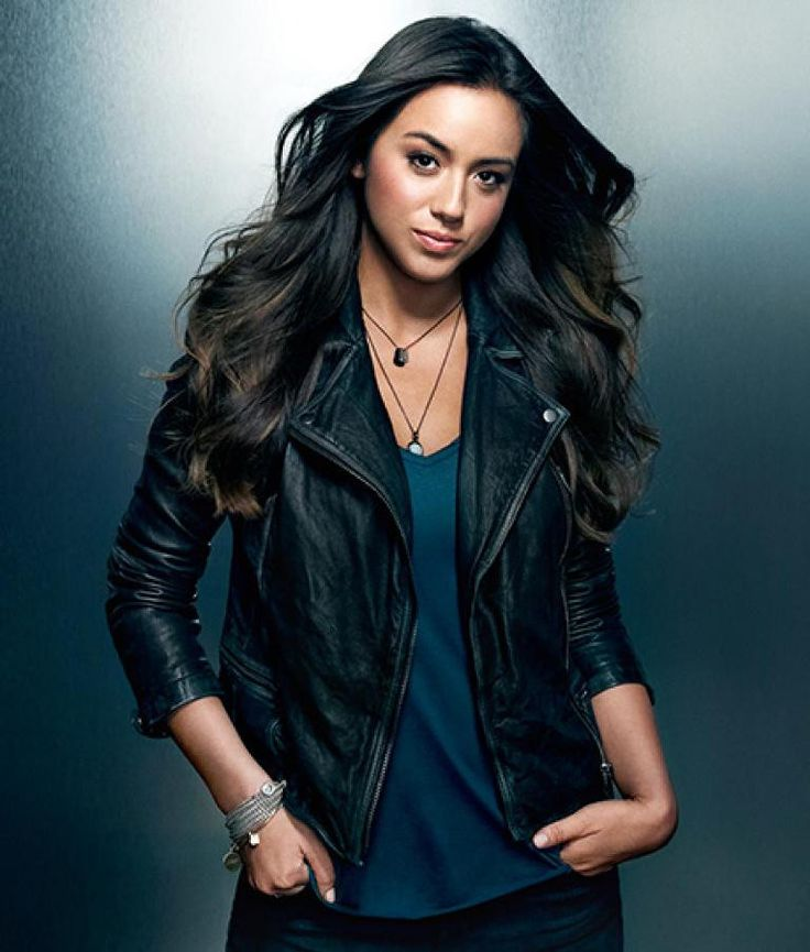The Skye Leather Jacket is made of quality leather material. This Agents Of Shield Skye Jacket can also be used as a Biker Jacket for all Chloe Bennet fans.