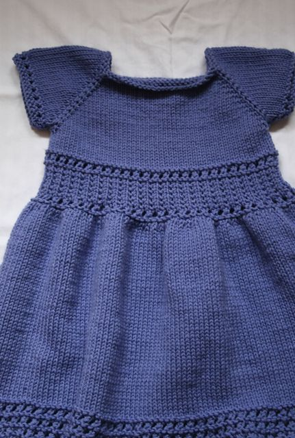 Ravelry: chamade's French Lavender Dress