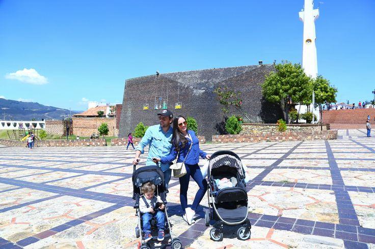 En familia con Jerónimo y Lucas