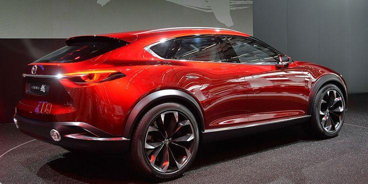 2017 Mazda CX-4 - compact SUV for Asian market - http://carsintrend.com/2017-mazda-cx-4/