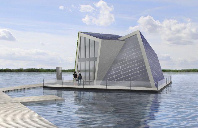 trendssoul by özlem (yan) devrim: The Self-Catering Houseboat