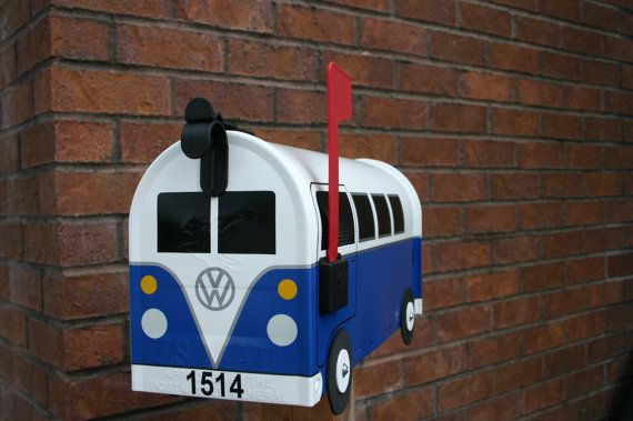 EXAMPLE Deep Blue Custom Made To Order Volkswagen by TheBusBox