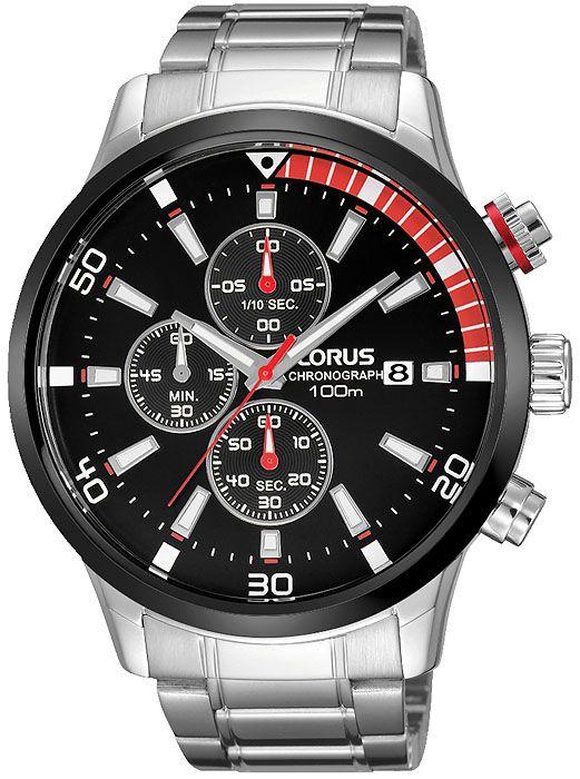 Zegarek męski Lorus Sportowe RM361CX9 - sklep internetowy www.zegarek.net