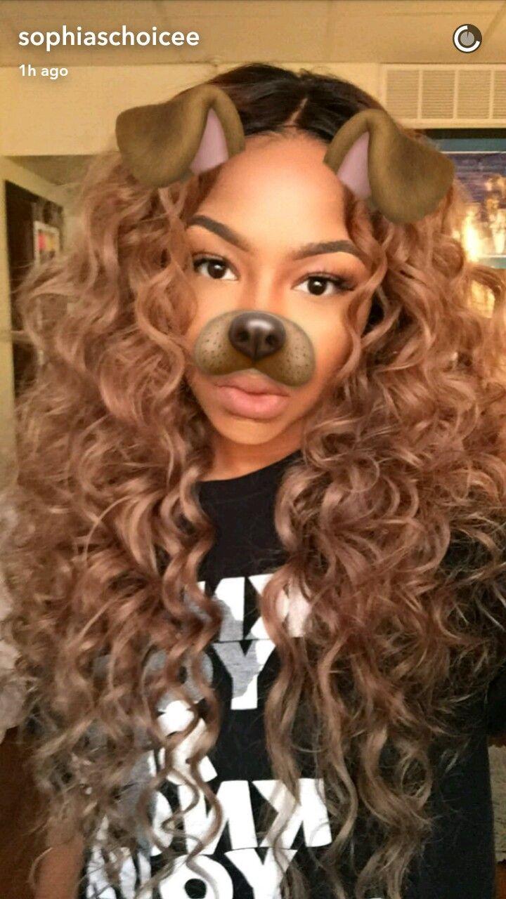 Beautiful hair  http://blessingstoabareface.tumblr.com