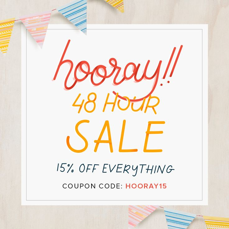 Happy birthday to us! We've hit two milestones this month —  our 10th birthday AND last week we officially changed our name to Milligram!  To celebrate you'll get 15% off across everything for 48 hours, including items already on sale! Simply use coupon code: HOORAY15 at the checkout. Hurry, offer ends 11am Friday 13 Oct (AEDST).