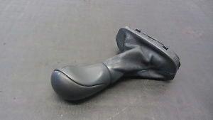 a 01 04 mercedes w203 c240 c320 c32 shifter gear shift boot knob cover trim 51815