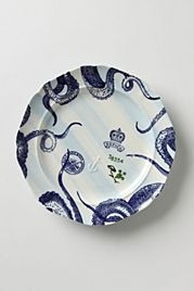 Anthropologie dinner plates