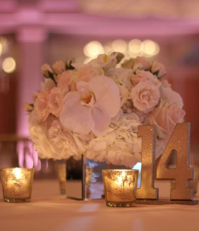 Simple Romantic Wedding Ideas: 25+ Best Romantic Wedding Centerpieces Ideas On Pinterest
