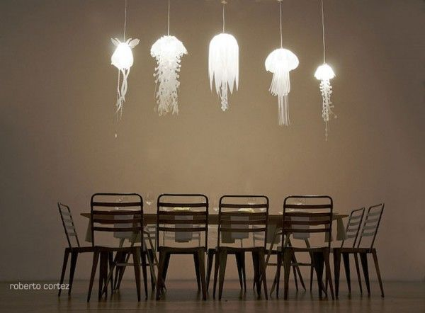 Funny Pictures About Jellyfish Inspired Pendant Lights. Oh, And Cool Pics  About Jellyfish Inspired Pendant Lights. Also, Jellyfish Inspired Pendant  Lights.
