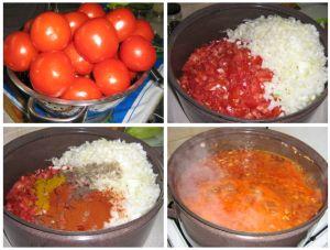Domácí čatní (kečup)