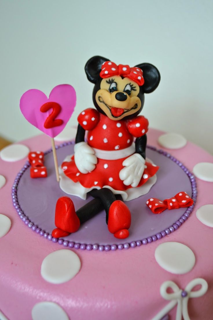 Tutorial Minnie mouse, Mimmi Pigg