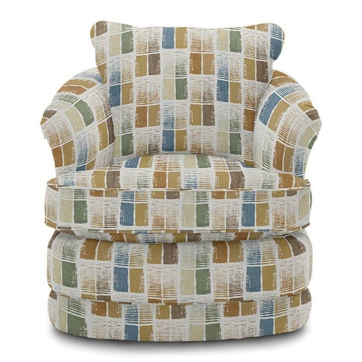 LazyBoy Fresco Swivel Occasional Chair