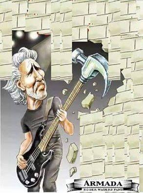 Roger Waters Dessin Fan