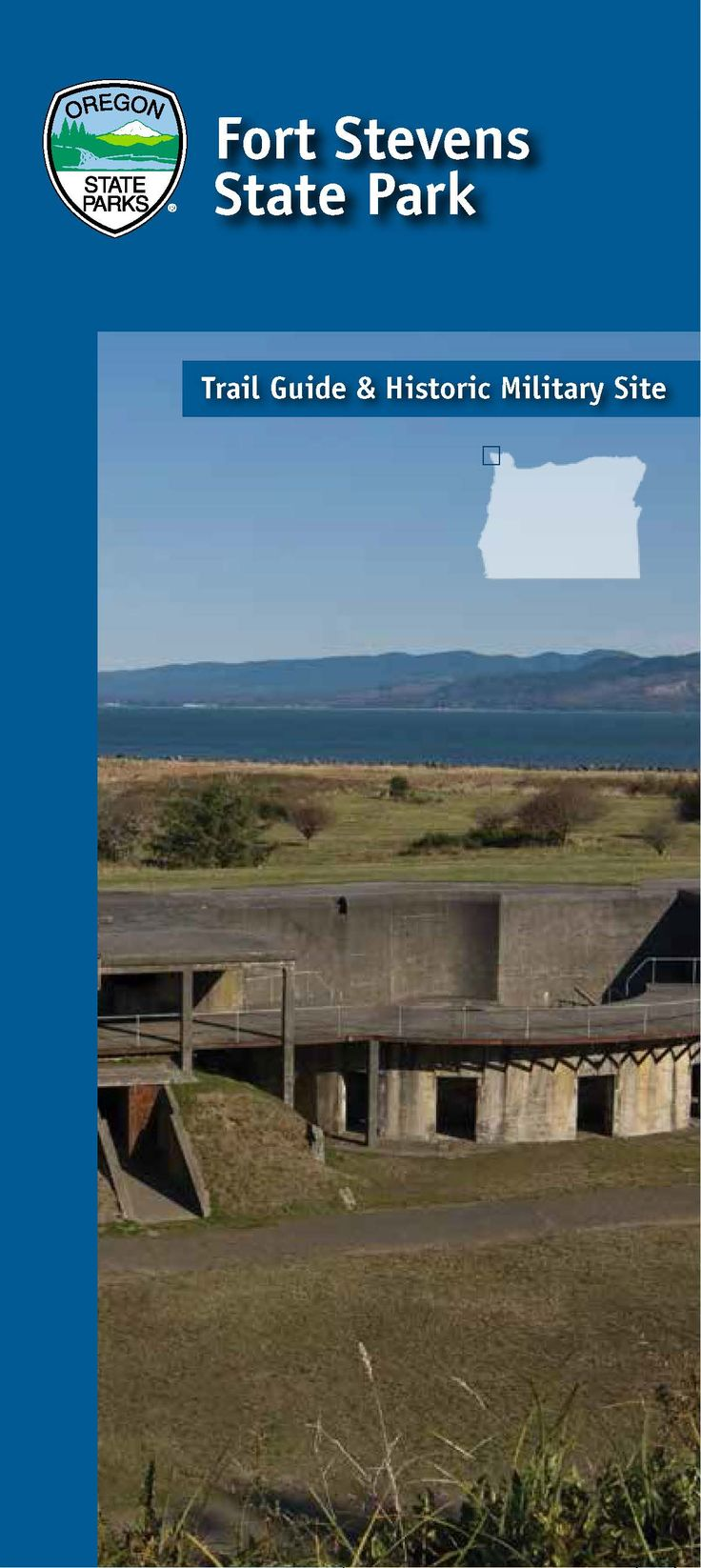 Fort Stevens State Park : trail guide & historic military site, by the Oregon State Parks and Recreation Department