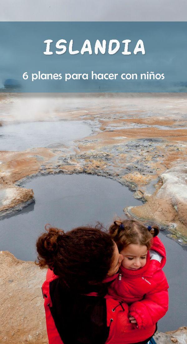 6 consejos para viajar a Islandia con niños. Viajar en familia.