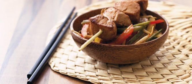 Lemongrass Chicken recept | Smulweb.nl