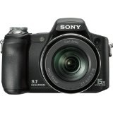 Sony Cyber-shot DSCH50 9.1 MP Digital Camera with 15x Optical Zoom with Super Steady Shot (Electronics)By Sony