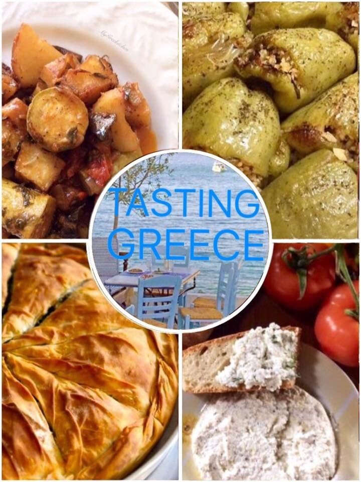 TASTING GREECE 68 of the most delicious and most authentic Greek recipes passed down the generations from my Greek yaya. Available now in my new book Tasting Greece. From our home to yours with one click -...
